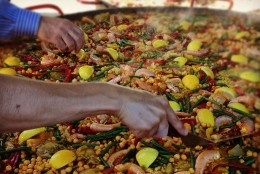 Crazy for Paella