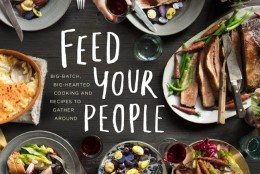 Books Have Arrived! Now You Can Feed Your People